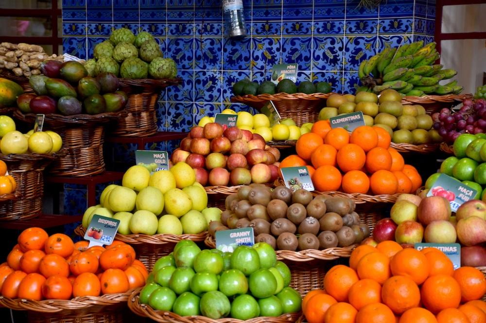 Fruits_Funchal_Market