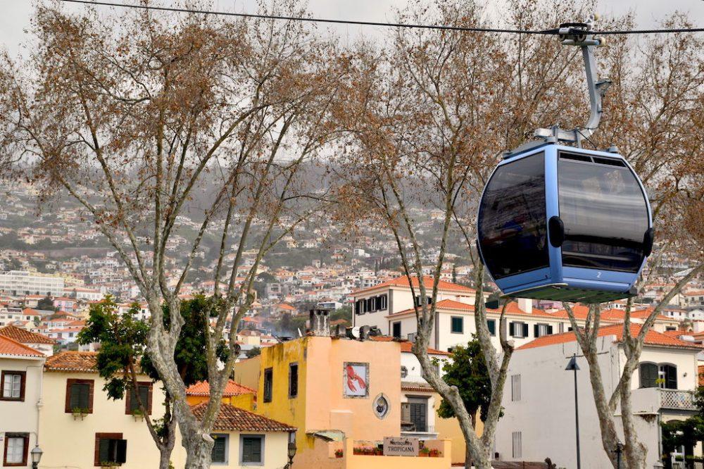 Gondola_Funchal